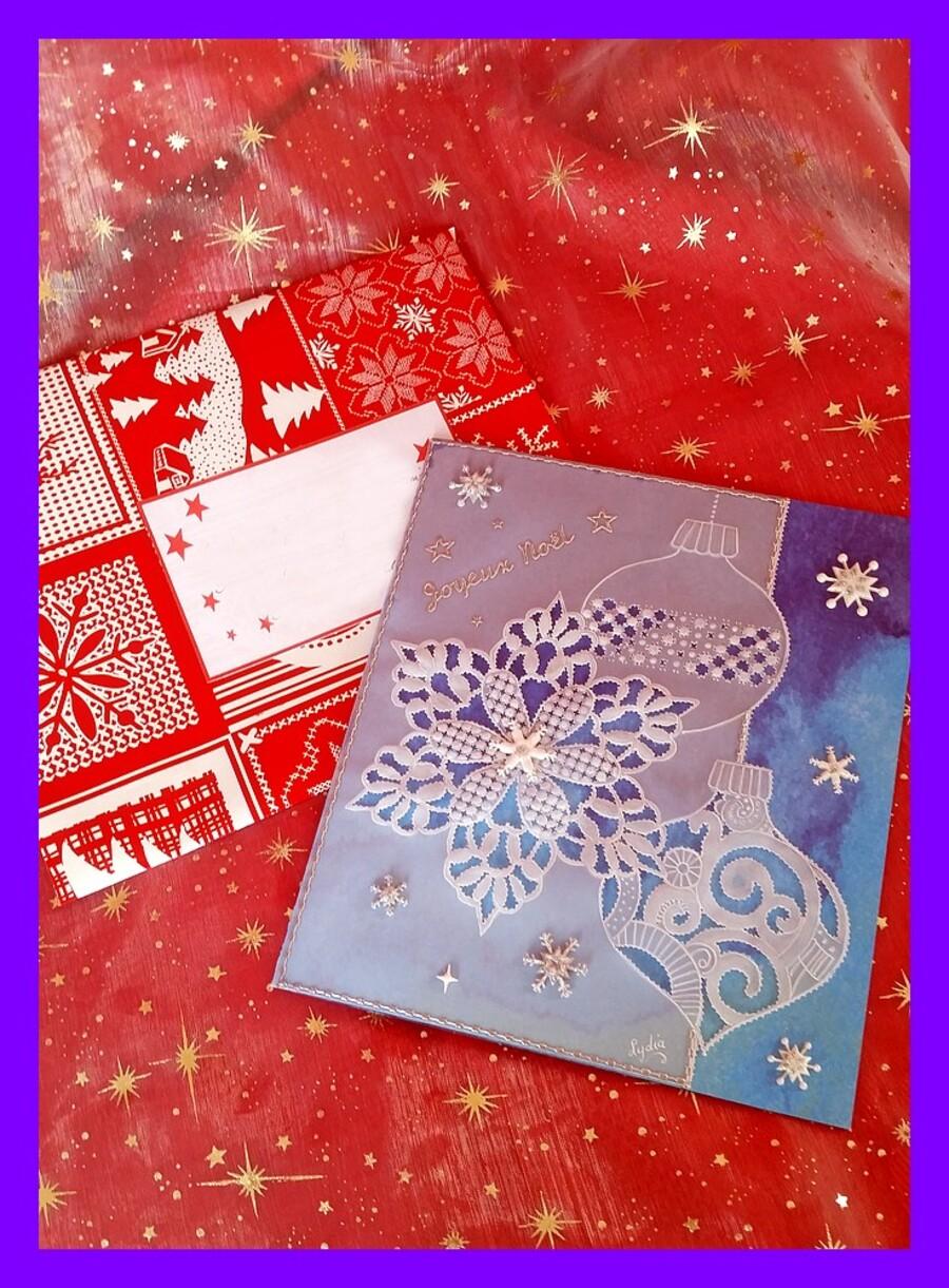 Mes cartes de NOEL 2015