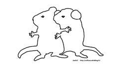 3 souris peintres de la PS à la GS