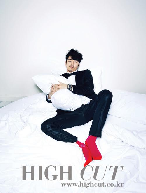Gong Yoo pour High Cut
