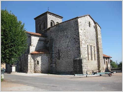 Les clochers - thème de Brica