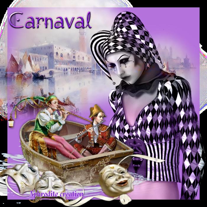 Mes créas perso (2015)- Nous fêtons Carnaval 02