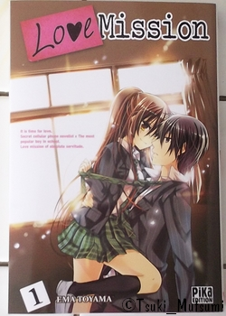 Love Mission - tome 1