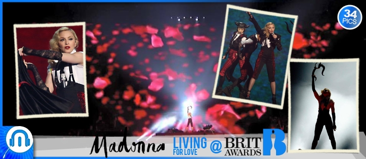 pack_pics - Madonna Brit Awards Living For Love