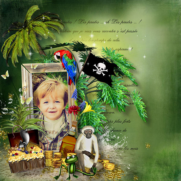 """Little Pirate"" by Louise L"