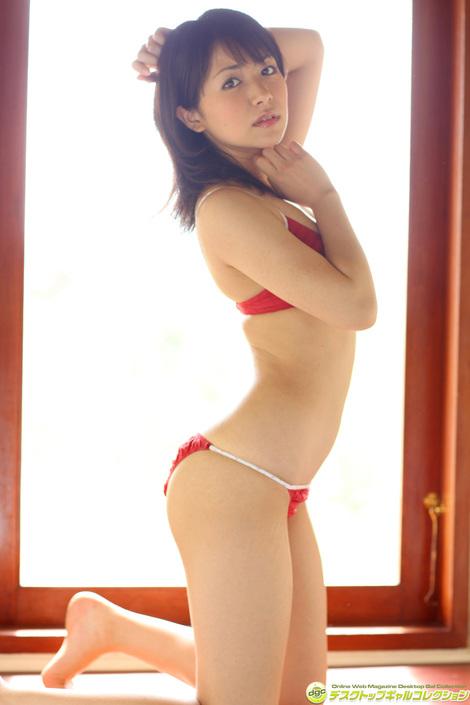WEB Gravure : ( [DGC] - | 2016.02 | Atsumi Ishihara/石原あつ美 : 清純さの中に醸し出す大人の色気にクラッ! )