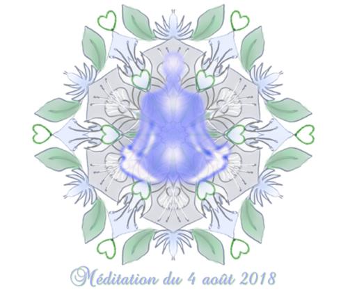 Méditation du 4 août 2018