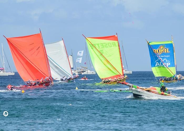Tour des Yoles Martinique