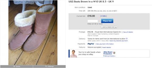 Les trouvailles d'Ebay (UK pour la plupart mais aussi Ebay France & USA !)