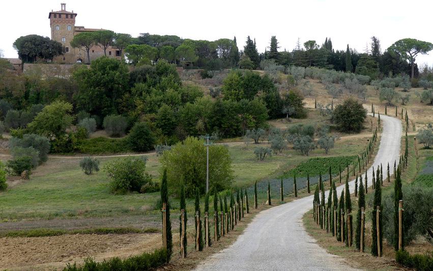 Toscane mystérieuse....