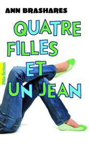 """Résultat de recherche d'images pour """"Quatre filles et un jean pole fiction"""""""