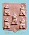 biscuit blason de Vladslo - Arts et sculpture: sculpteur sur bois