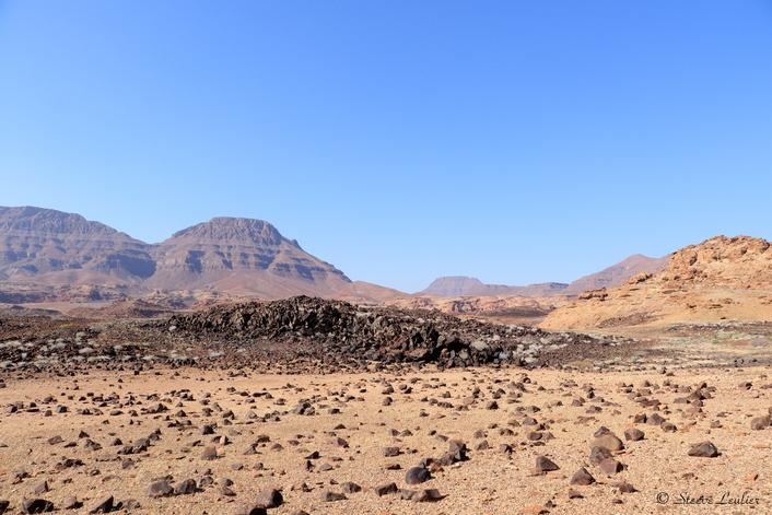 Trek dans le Damaraland