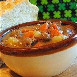 Cuisine : Irish stew ragoût irlandais