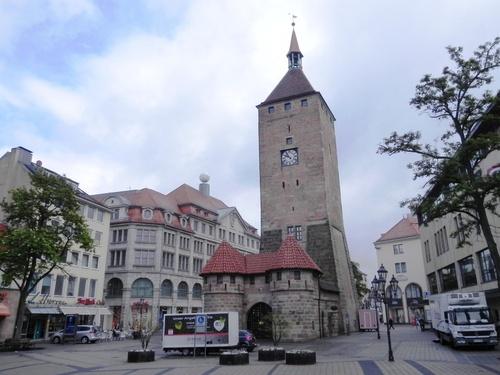 Nüremberg : autour du Musée National