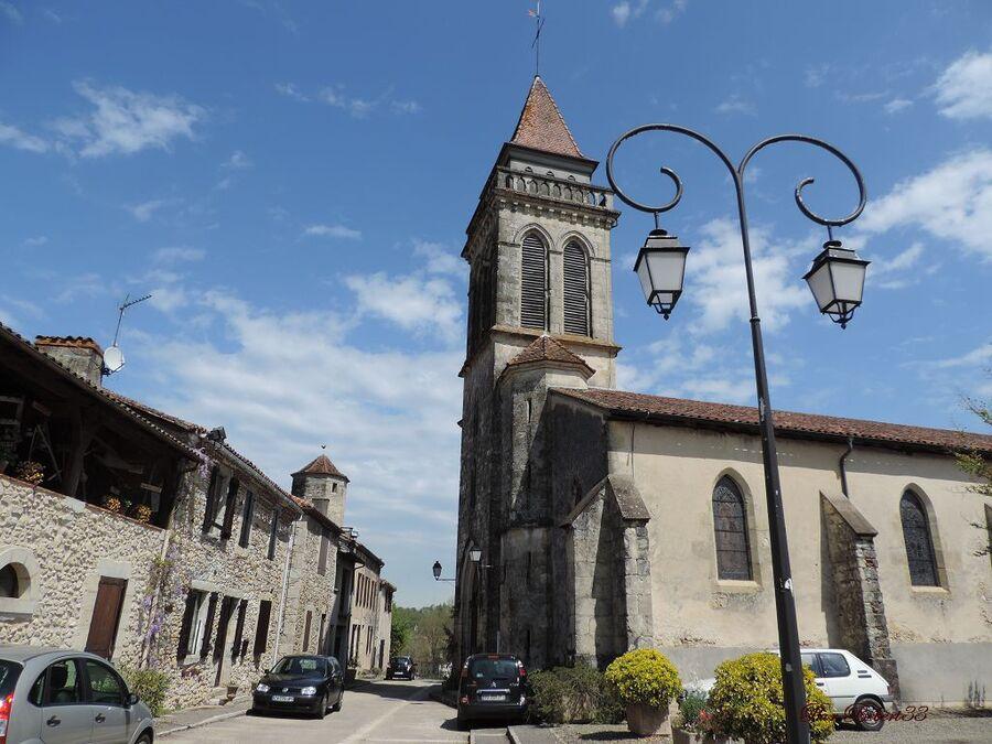 la bastide de Saint-Justin