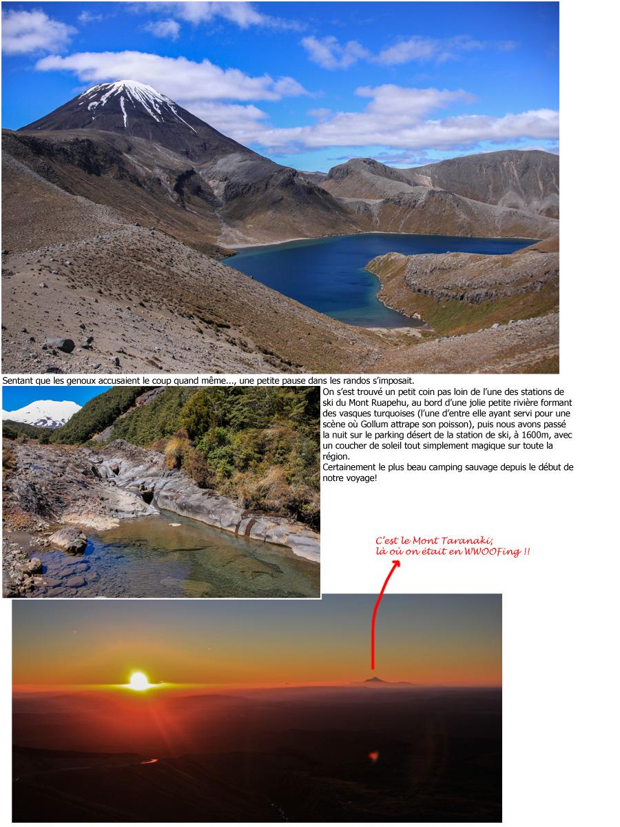 Tongariro Alpine Crossing...