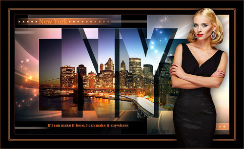 *** New York ***