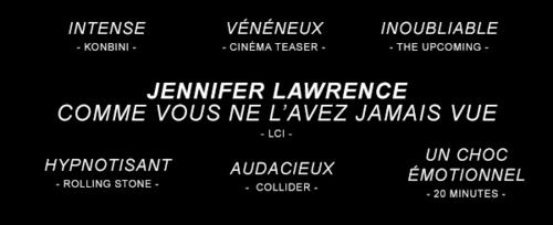 MOTHER ! de Darren Aronofsky avec Jennifer Lawrence - Découvrez la bande-annonce ! Le 13 septembre 2017 au cinéma