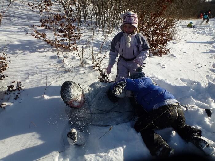 Plaisirs de la neige