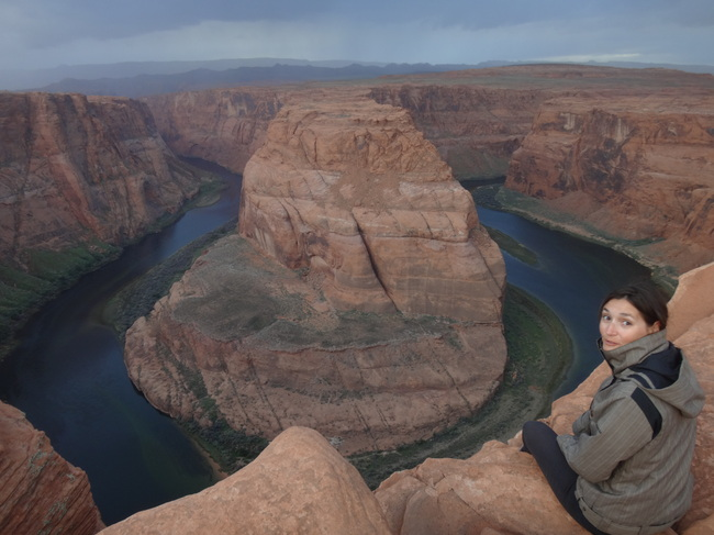 Page, Marble Canyon, Horseshoe Bend
