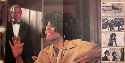 "Diana Ross - 1972 : Album "" Lady Sings The Blues "" Motown Records M 758-D [ US ]"