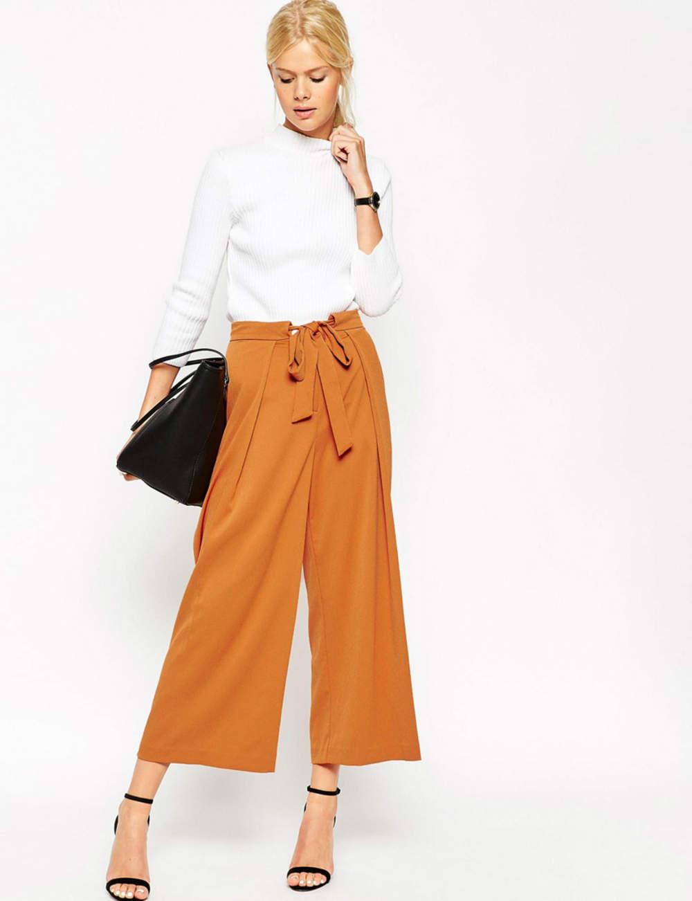Façon jupe culotte