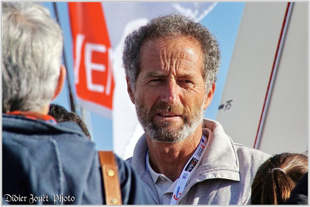 Vendée Globe 2016 (2) - Michel Desjoyeaux