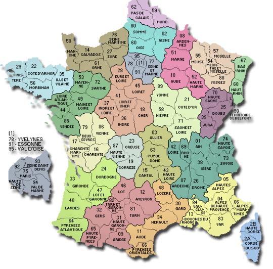 3 La France