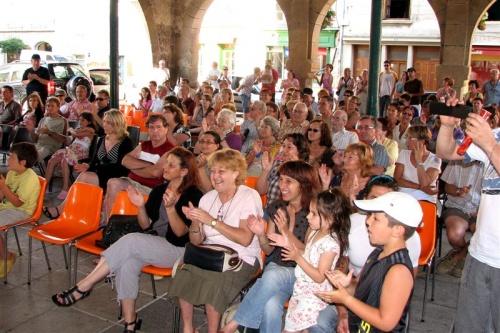 4 juillet 2010 : concerts saxo des écoles et de SaXY JaZZ