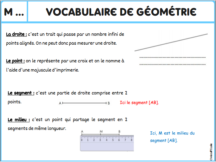 maths explicites cm2