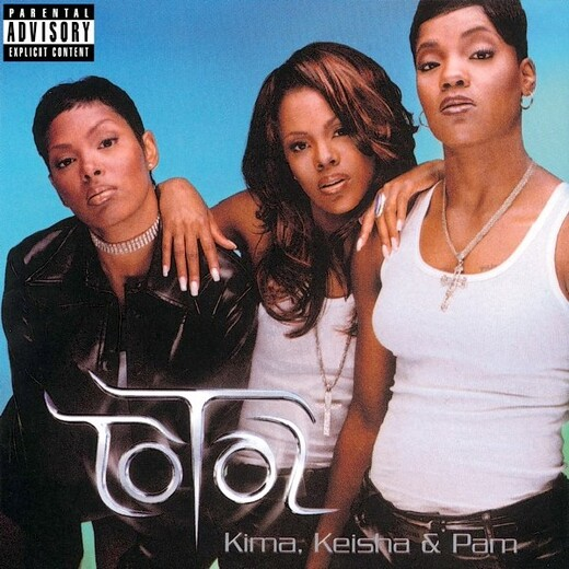 Total - Kima,Keisha & Pam [1998]