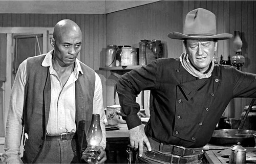 Woody Strode.