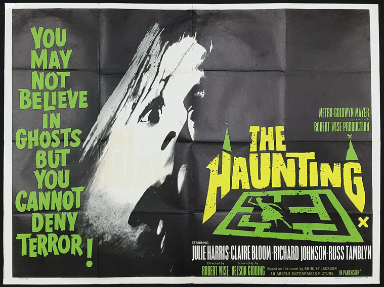 THE HAUNTING BOX OFFICE USA 1963