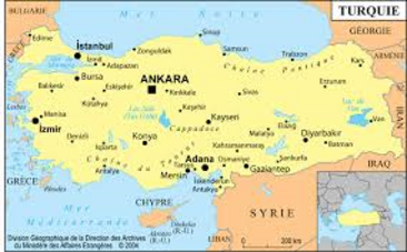 Turquie mon pays