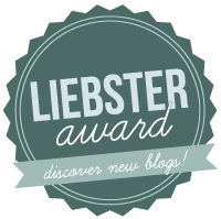 MON PREMIER « LIEBSTER BLOG AWARD »