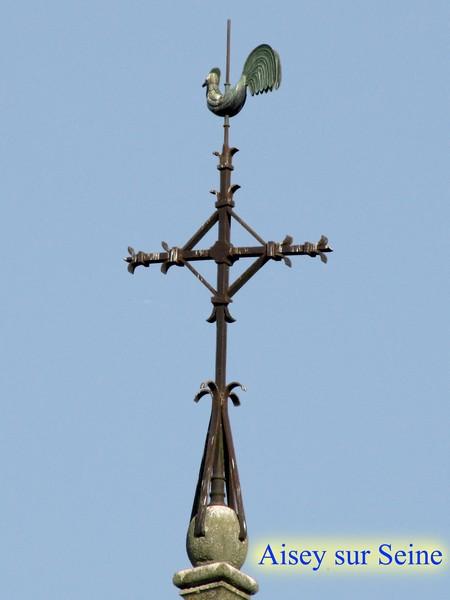 Coqs de clochers en Châtillonnais