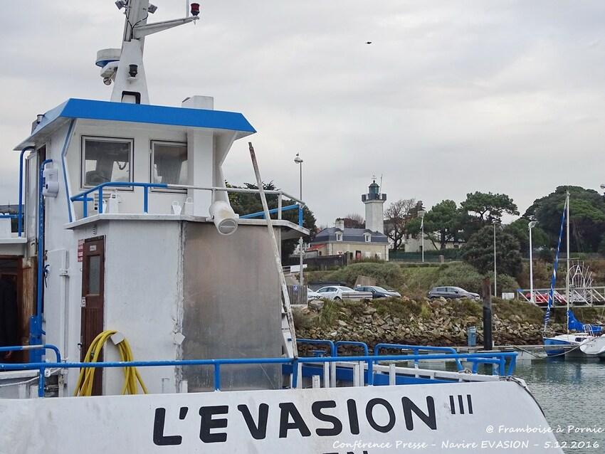 Liaison maritime Pornic-Noirmoutier - 2016