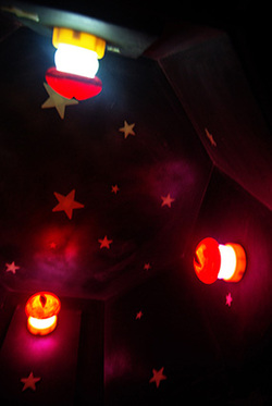 Regarde dans la nuit