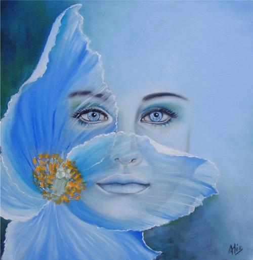 L'âme du pavot bleu