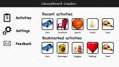 Choice Board Creator