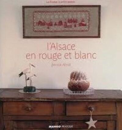 Noël alsacien, grille d'Annick Abrial