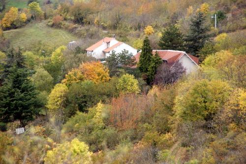 Randonnée.Le Plateau deGergovie.23.10.2017