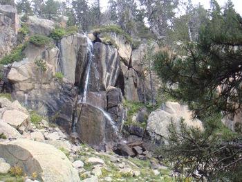 Une petite cascade