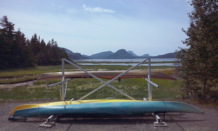 Meine Reise durch Québec: Tag vierzehn - Rimouski - Rigaud