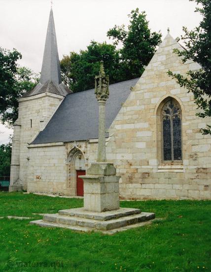 chapelle le gohazé saint thuriau