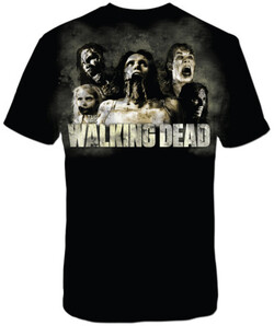 T-Shirt The Walking Dead