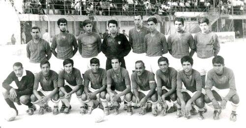 MEKIDECHE Saoud 1965