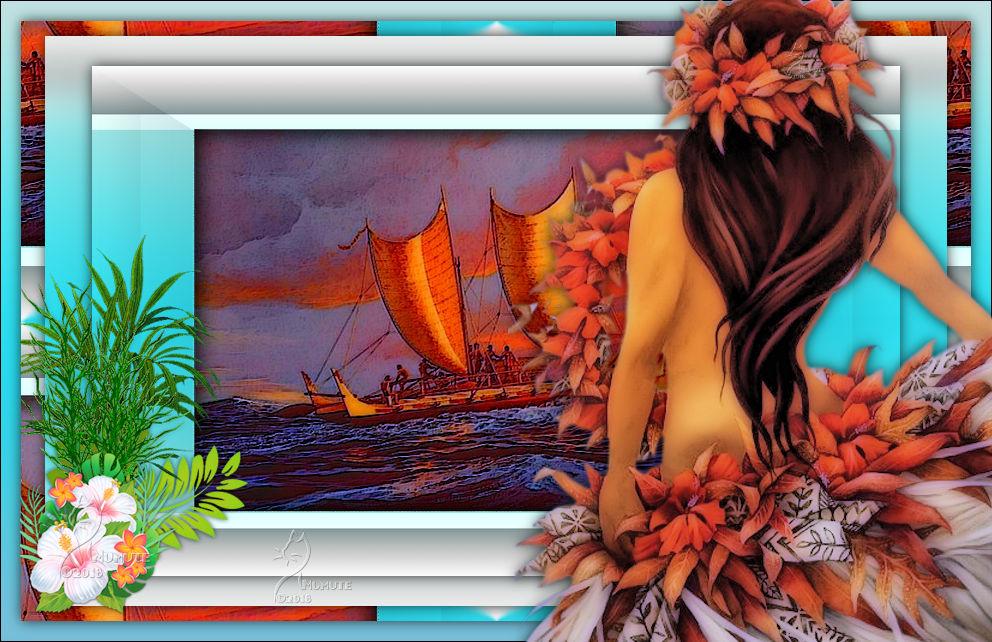 Tahiti mon amour