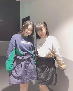 FILA Yokoyama x Morito