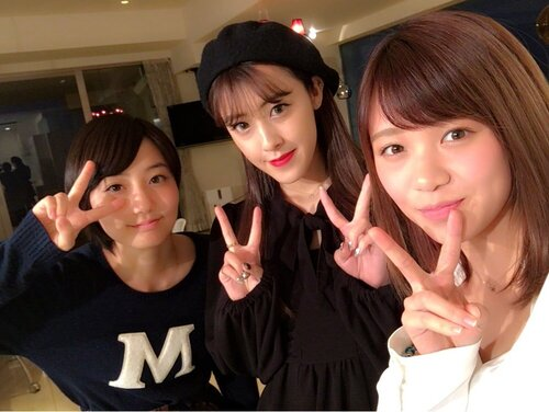 Sur le compte Twitter d'Ayano (03.03.17)